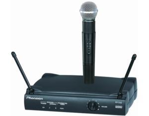 PV-1102 Wireless Microphone