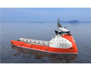 83.4m Platform Supply Vessel