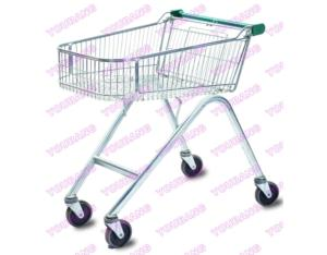90L high leg style trolley