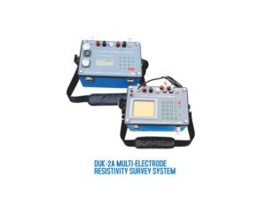 Wenner Resistivity Meter DUK-2A