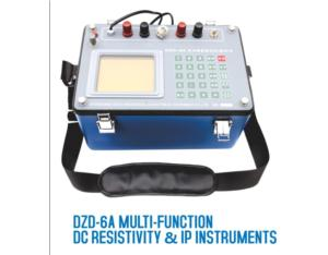 Water Finder DZD-6A DC Resistivity Meter