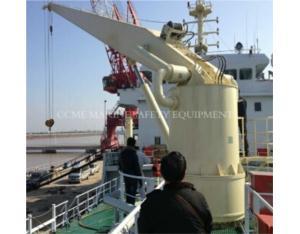 Deck Hidraulic Marine Crane