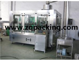 AUTOMATIC LIQUID FILLING MACHINE FOR WATER