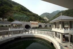 Qinling Zhongnanshan Road