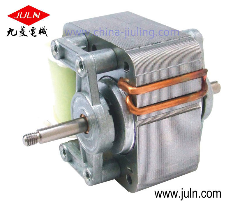 Enclosed shaded pole gear motors for What is a shaded pole motor
