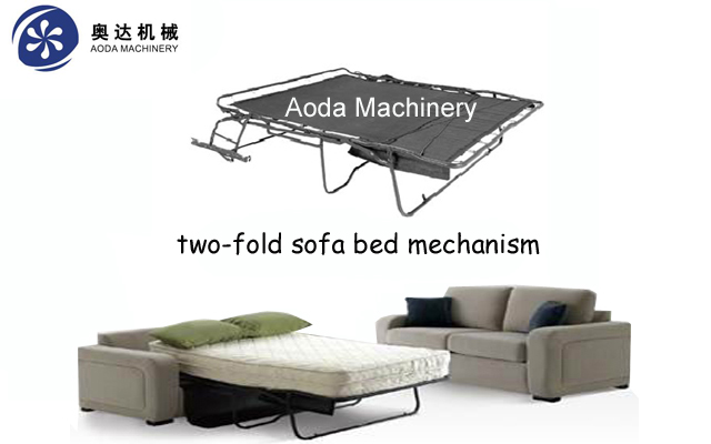 Two Fold Sofa Bed Mechanism Ad2500