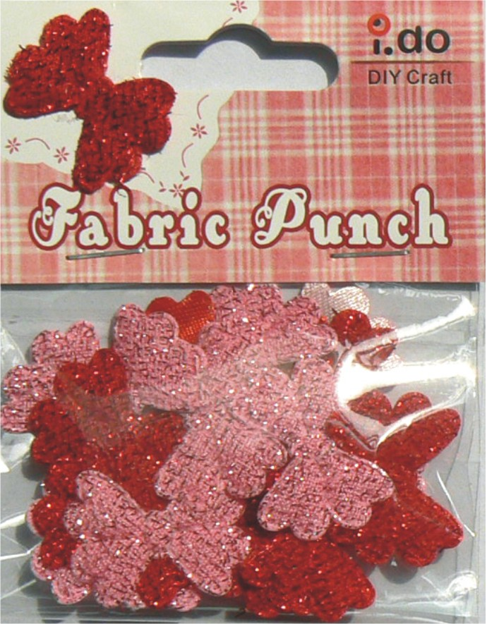 Fabric Knots Embellishment (ESR04)