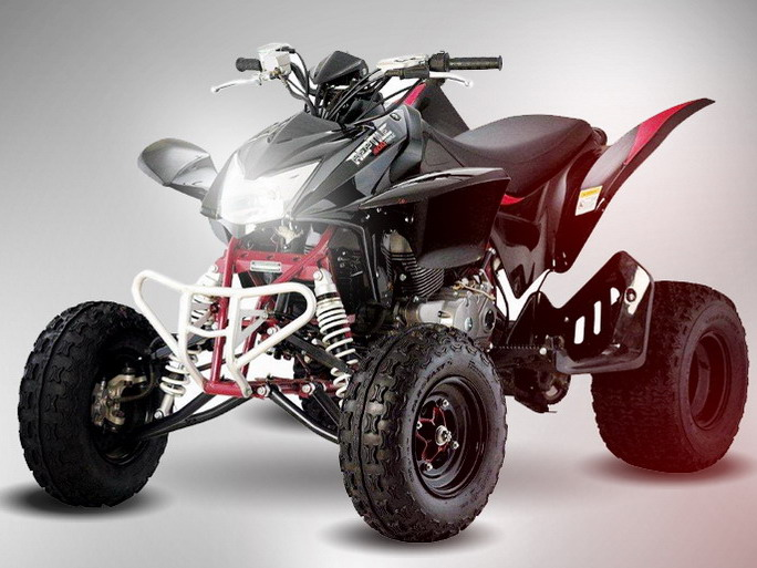 400cc sport atv kingmax 400s with eec
