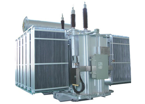 66kv Oil-immersed Power TransformerBack