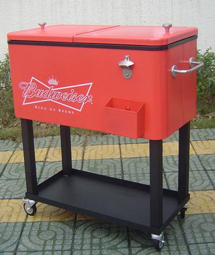 Patio Cooler Cart (CIE 80)