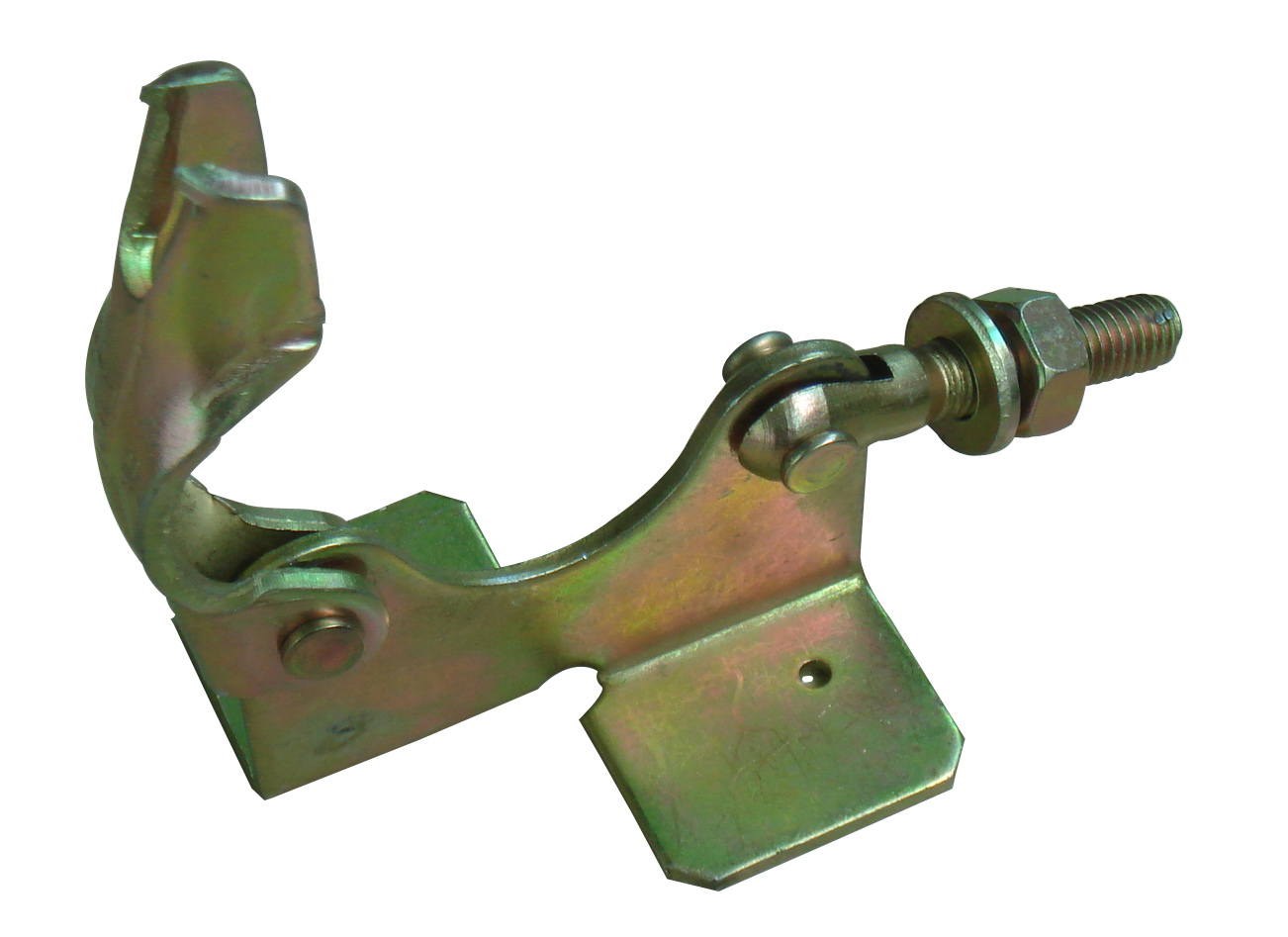 Scaffold Coupling : Scaffolding pipe coupler board retaining clamp kb