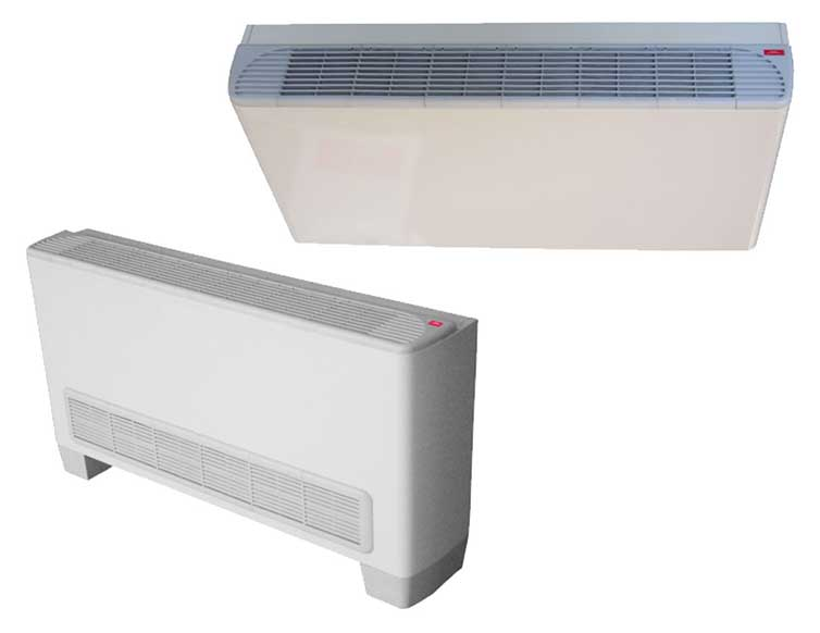 Air Conditioner Hydronic Fan Coil Unit