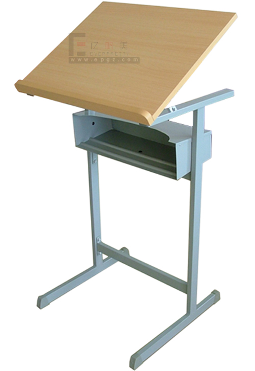 Drafting Table / Wood Drafting Table / Drawing Table