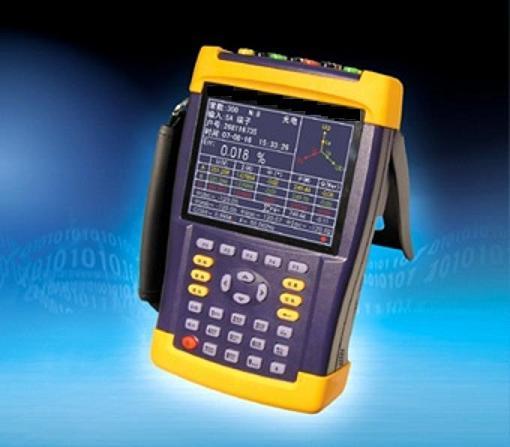 3 Phase Power Monitor : Three phase power meter handheld scene calibrator