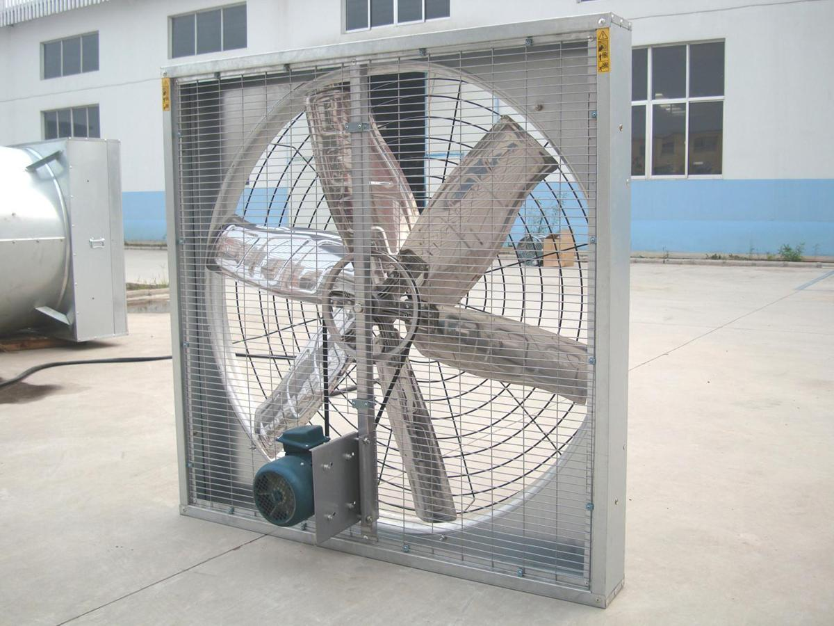 Big Vent Fans : Djf d series hanging exhaust fan quot ce and ccc