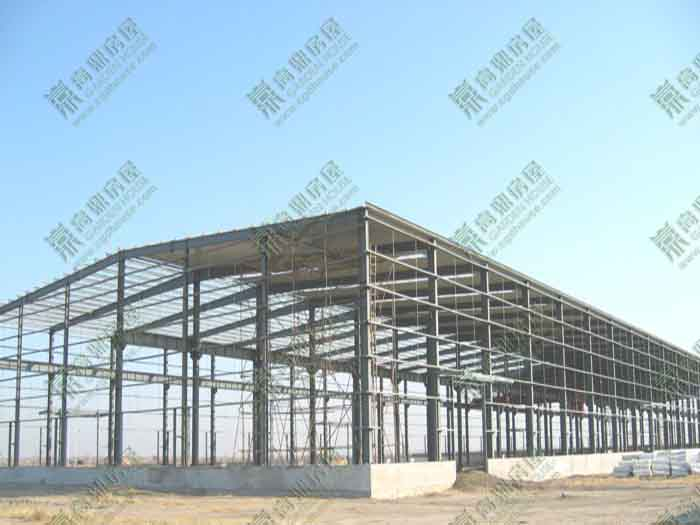 Portable Prefabricated Steel Building