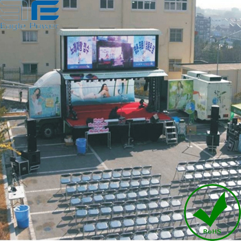 Mobile Stage Truck