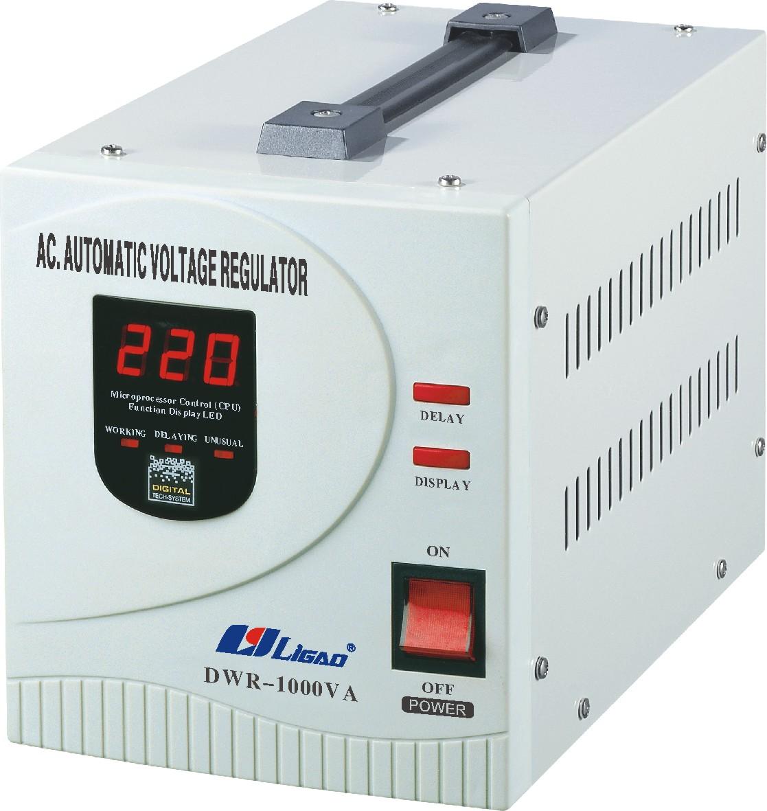 High Voltage Regulator : Automatic voltage regulator dwr va