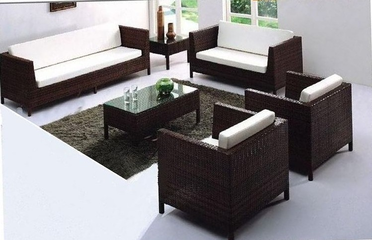 Rattan Indoor Sofa Caliente Sectional Wicker Furniture Model 1500 From Clic Rattan Thesofa