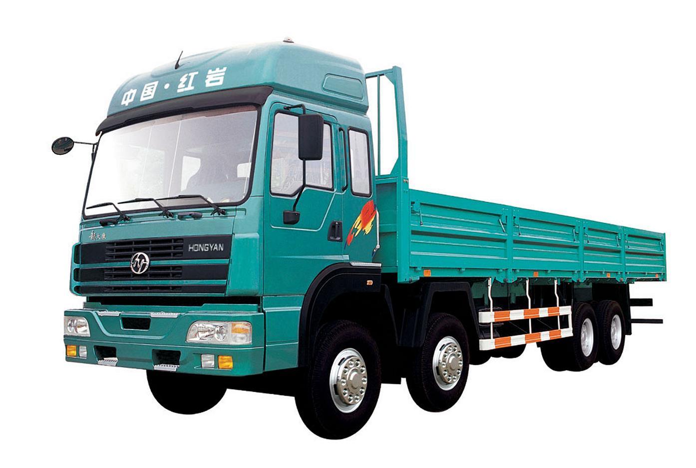Hongyan Heavy Duty Truck (BG1314TMG426)