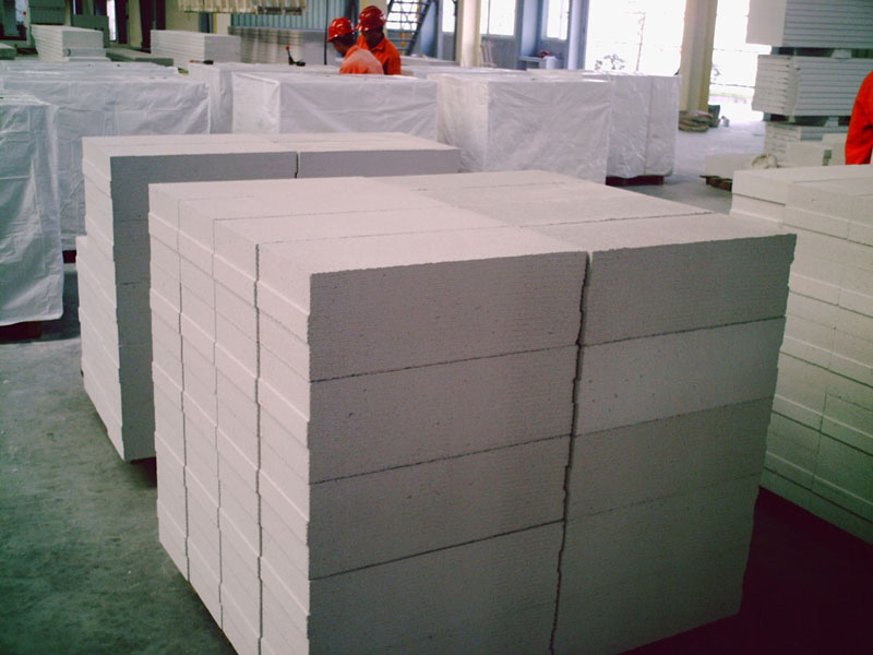AAC (Autoclaved Aerated Concrete) Wall Blocks