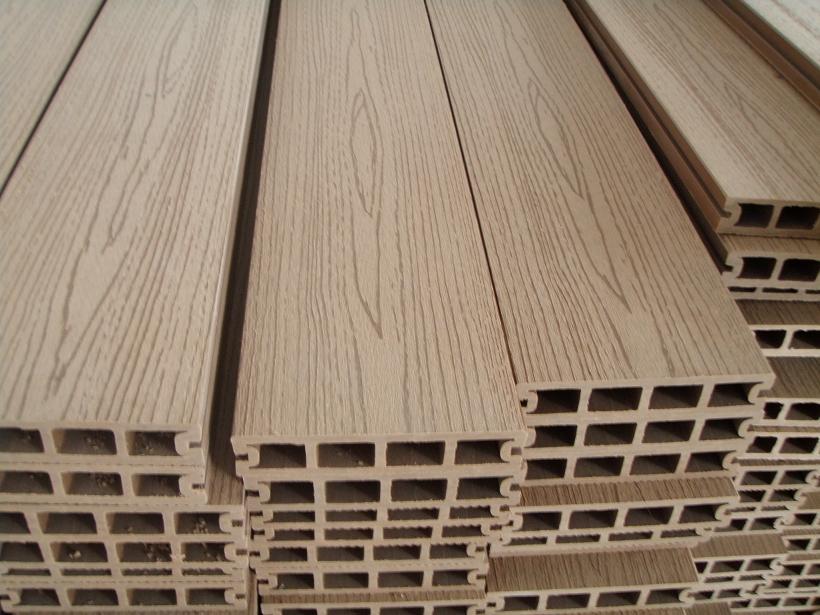 Garden decking wpc flooring ho03145 for Garden decking materials