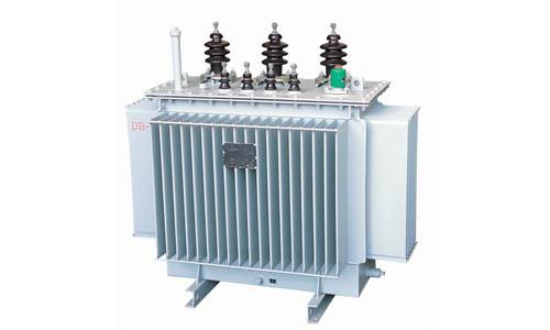 10kv Three-phase Oil-immersed Power TransformerBack