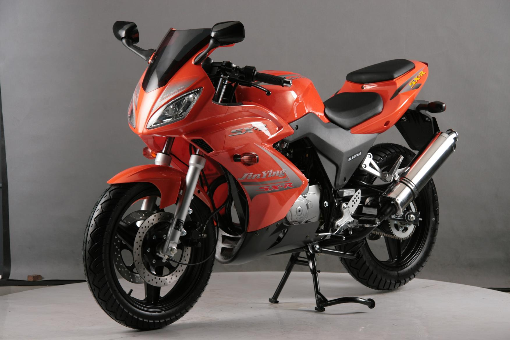 150cc Motorcycle With Eec