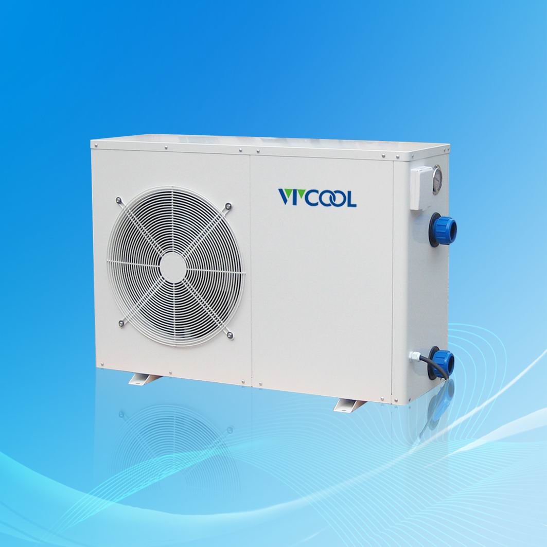 Air source heat pump swimming pool heater vs series - Swimming pool heat pump vs gas heater ...