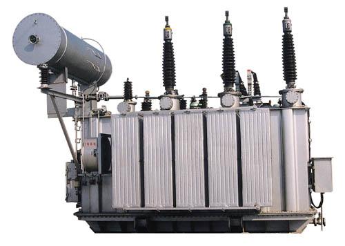 110KV Oil-immersed Power Transformer