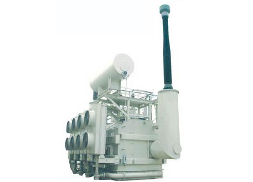 500KV Oil-immersed Power TransformerBack
