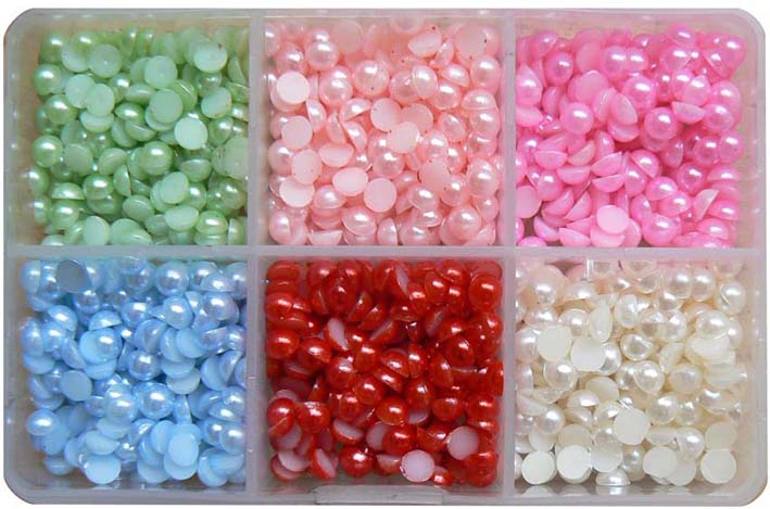 Plastic Pearl DOT Box (OBS01-2)
