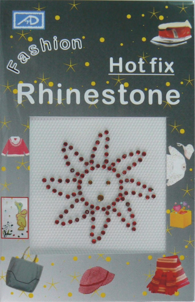 Rhinestone Sticker (HR35)