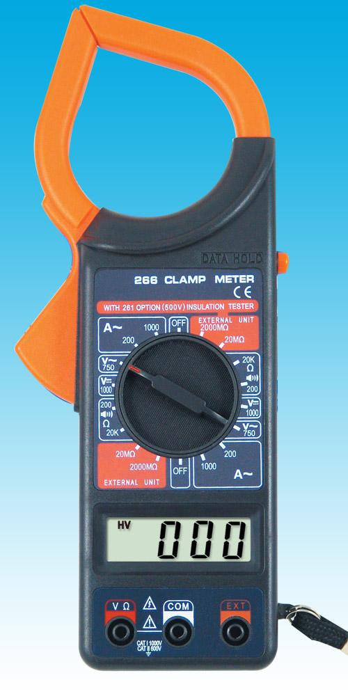 Gm Instruments Digital Clamp Meter : Digital clamp meter