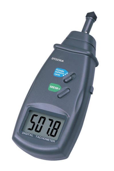 Mechatronics    Tachometer