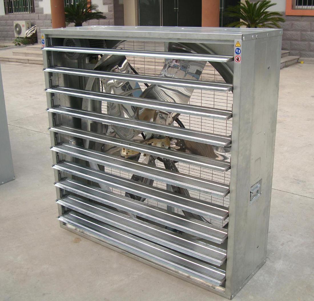 Greenhouse Shutter Fans : Qingzhou sanhe machinery co ltd