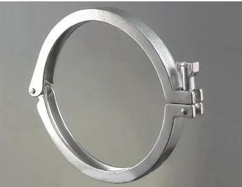 Pipe Clamp, abrazadera Accesorios, accesorios acero inoxidable (42005)