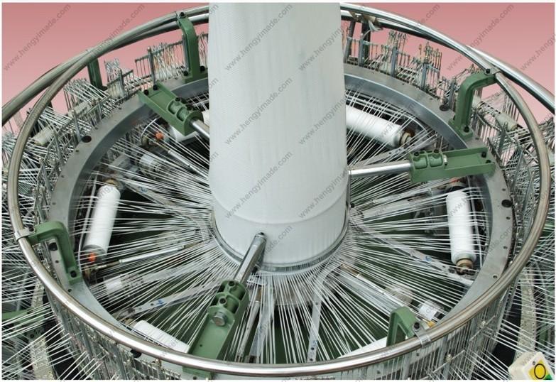 circular weaving machine