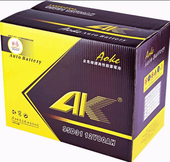 Auto Battery (M09)