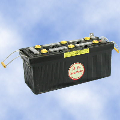 Battery For Boat (6QA-135)