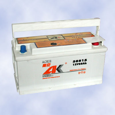 Maintenance Free Battery for Automobile (58815 12V88AH)
