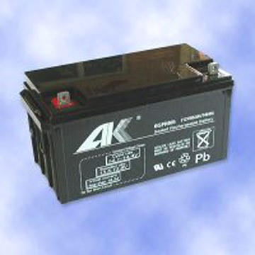 Maintenance Free Battery for Automobile (6FM60 12V60AH)