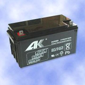 Maintenance Free Battery for Automobile SMF55415 12V60AH