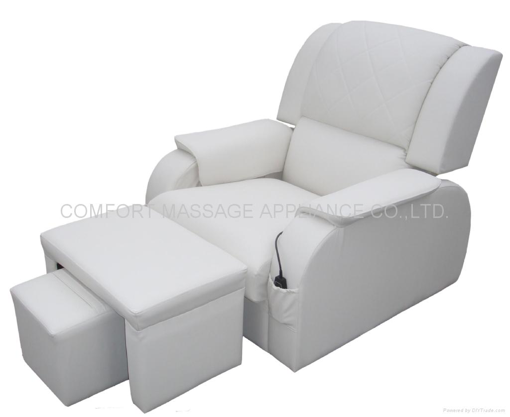 Foot Massage Sofa With Pu Leather Sf Pu