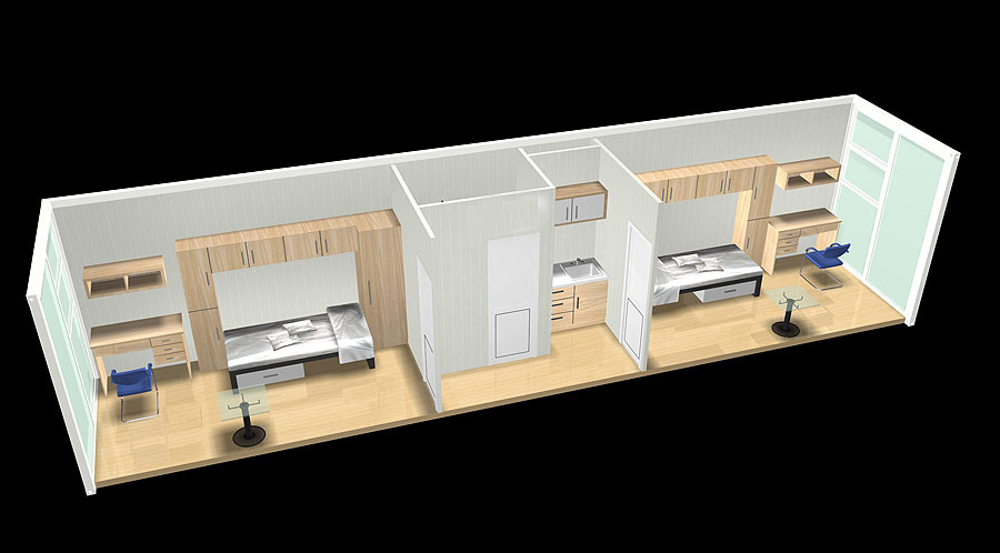 Habitable Container House Habitable House Container