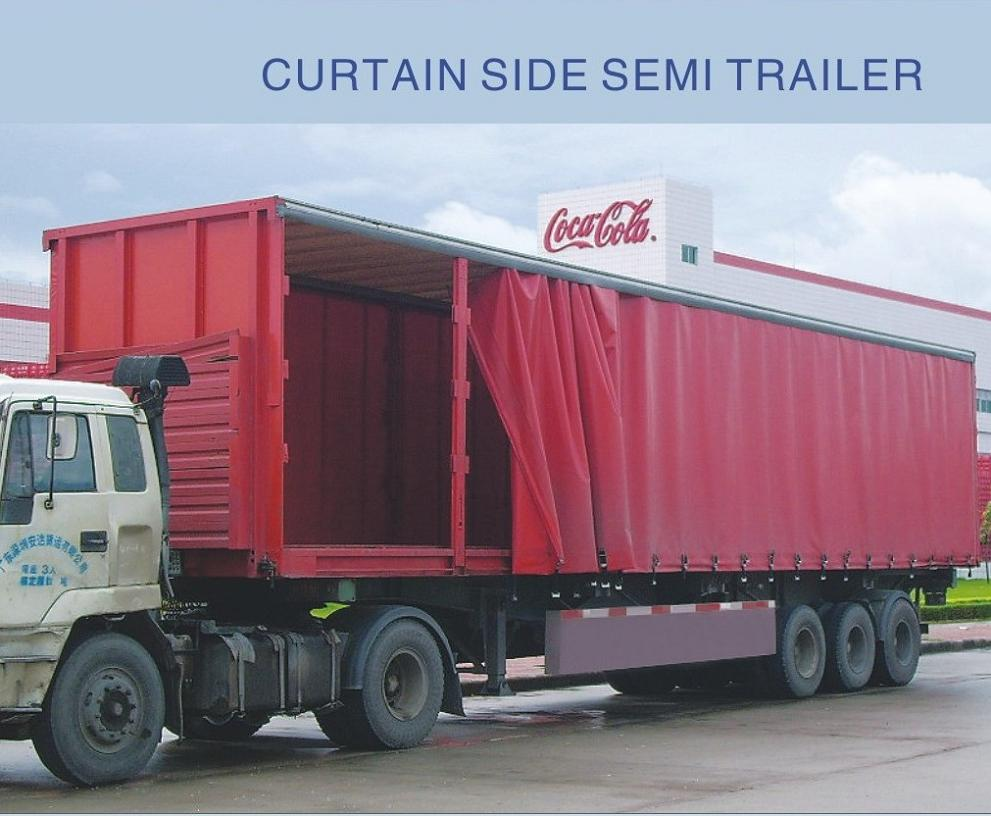 Curtain side trailer parts