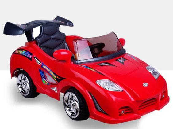 children ride on car toy car n611 red