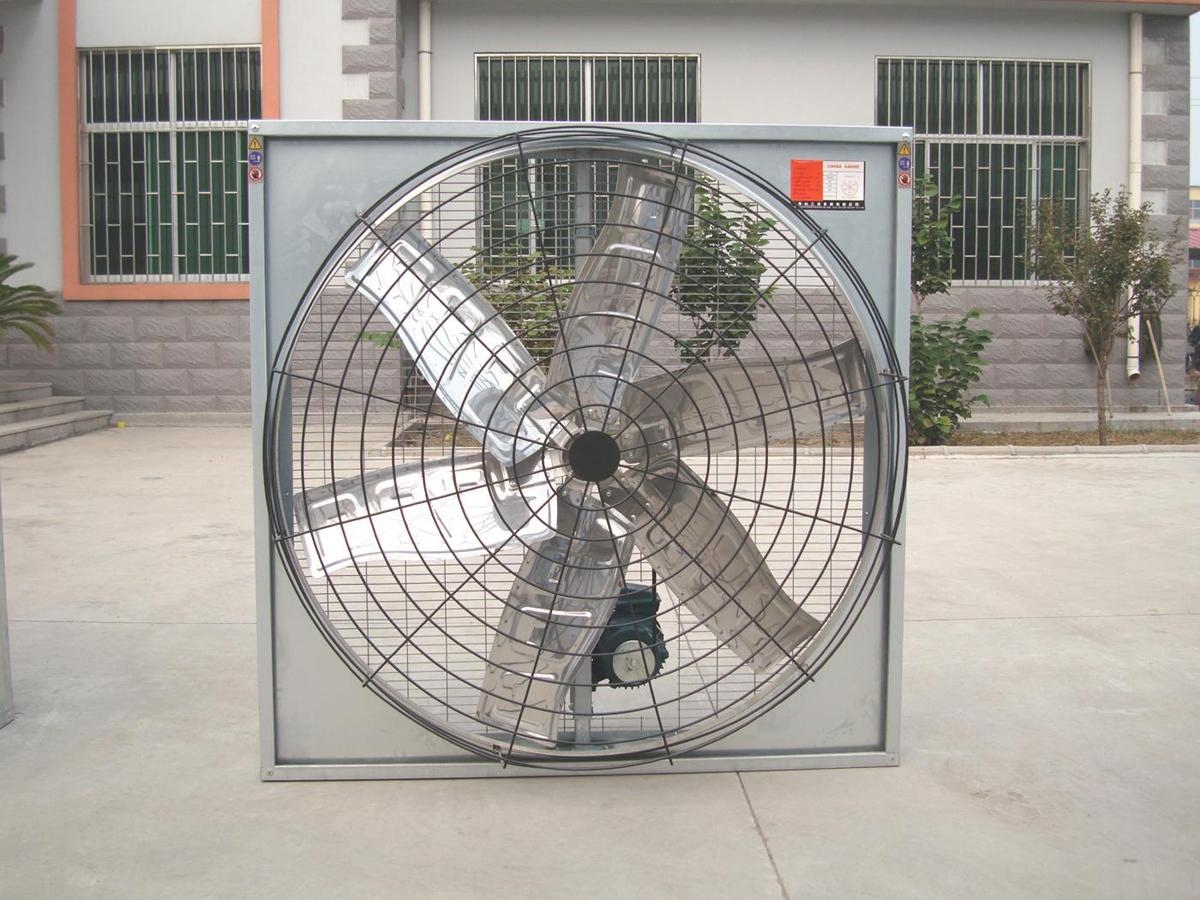 Large Industrial Fans : Poultry exhaust fan ventilation ventilating air
