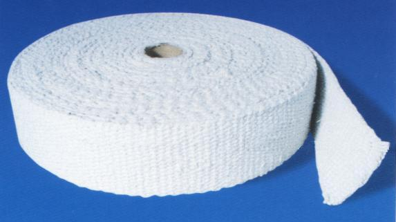 Dusted Asbestos Tape