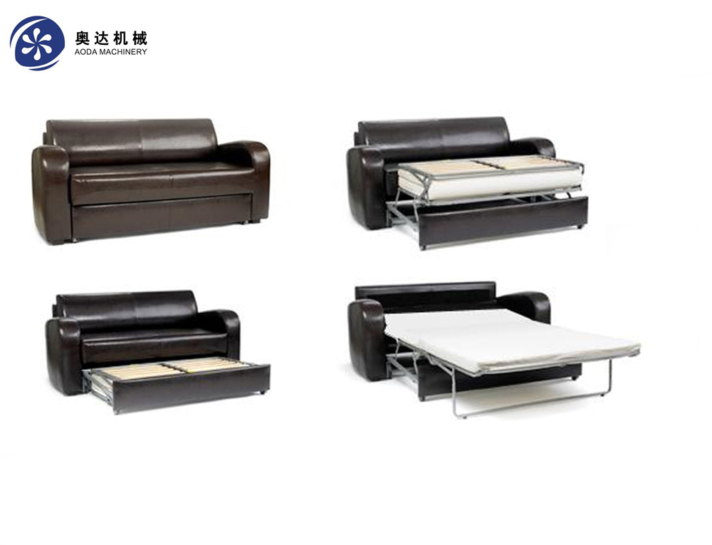 Two fold sofa bed mechanism ad 4000 for Sofa bed mechanism